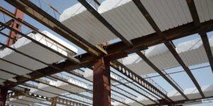 استفاده فوم سقفی ساختمان