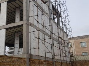 اجرای ساختمان سازی با تری دی پانل
